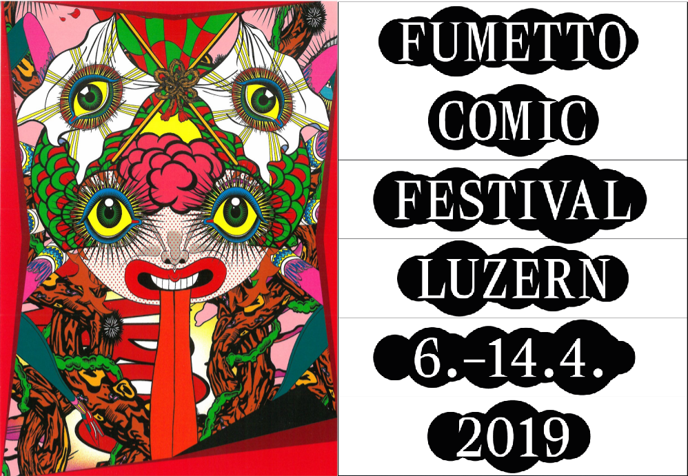 Fumetto Comic Festival