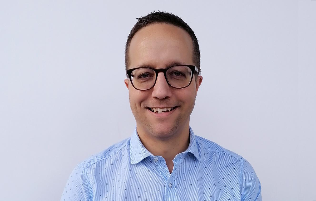 Michael Achermann gehört seit kurzem neu zu unserem Team